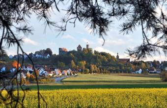 Abenberg Landschaft
