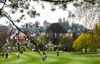 Golfplatz Abenberg