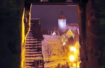 Wintertraum Abenberg bei Nuernberg
