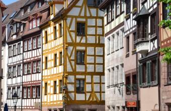Weißgerbergasse Nürnberg
